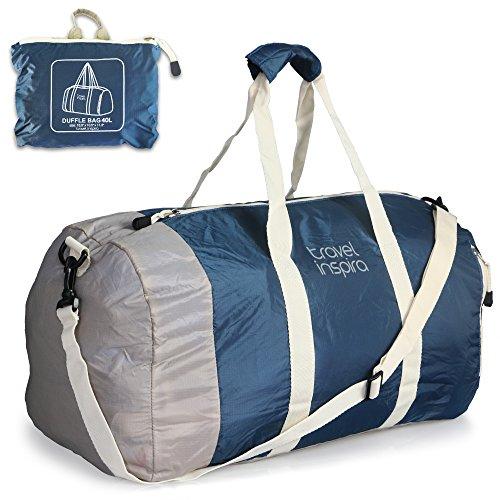 Faltbare Reise-Gepäck Leichtgewicht Sporttaschen for Sports, Turnhalle, Urlaub.