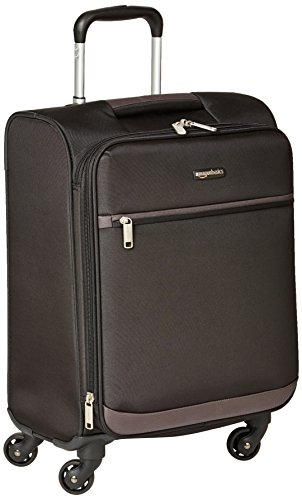 handgep ck trolley mit r dern 53 cm 40 l amazonbasics. Black Bedroom Furniture Sets. Home Design Ideas