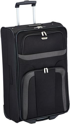 travelite koffer orlando 73 cm 80 liter schwarz 98489. Black Bedroom Furniture Sets. Home Design Ideas