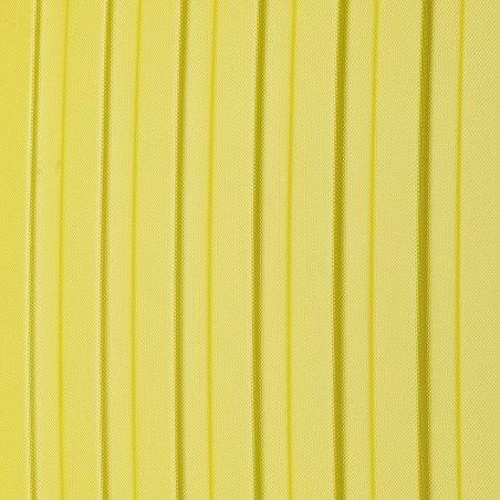 Handgepäck Hartschalen-Koffer Trolley Rollkoffer Reisekoffer Erweiterbar, TSA, 4 Rollen, 55 cm, 42 Liter, Gelb – HAUPTSTADTKOFFER – Spree