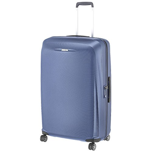 samsonite starfire spinner 75 28 koffer 75 cm 87 liter blau yrrak. Black Bedroom Furniture Sets. Home Design Ideas