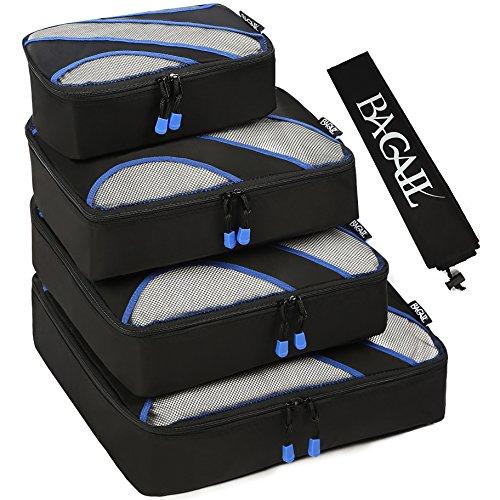 vier st ck w rfel paket leichte tasche aufbewahrungstasche reise gep ck multipurpose. Black Bedroom Furniture Sets. Home Design Ideas