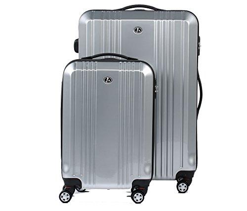 ferg zweier kofferset cannes handgep ck koffer xl. Black Bedroom Furniture Sets. Home Design Ideas