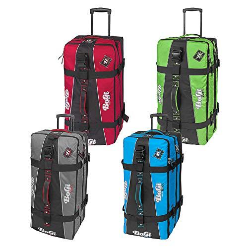 normani reisetasche reisetrolley mit rollen 90 oder 120. Black Bedroom Furniture Sets. Home Design Ideas