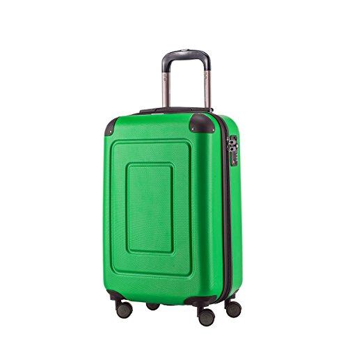 happy trolley handgep ck hartschalen koffer koffer. Black Bedroom Furniture Sets. Home Design Ideas