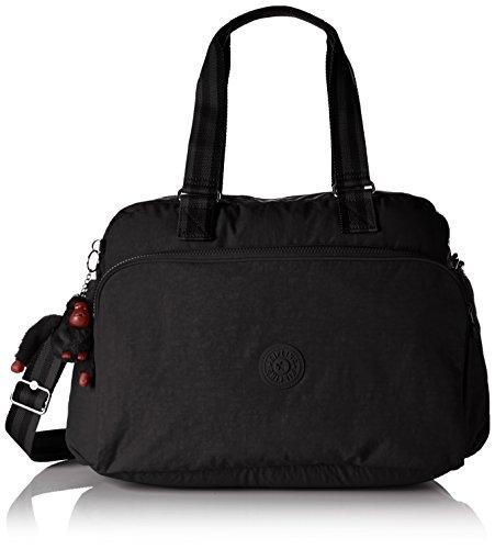 Kipling JULY BAG Sporttasche, 21 Liter, True Black