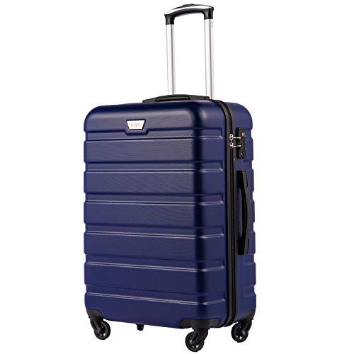 COOLIFE Hartschalen-Koffer Trolley Rollkoffer Reisekoffer Handgepäck Suitcase Luggage 20Zoll 24 Zoll 28Zoll