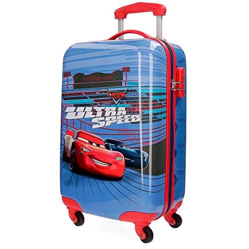 Disney Ultra Speed Kindergepäck, 55 cm, 33 liters, Mehrfarbig Multicolor