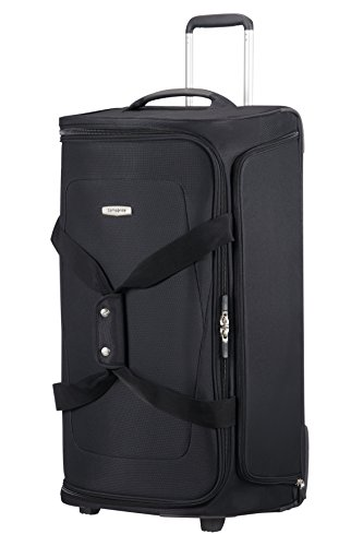 Wheeled Duffle Bag 77/28, 77 cm, 107,5 liters, Schwarz – Samsonite Spark SNG