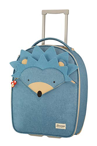 Samsonite Happy Sammies, Upright Kindergepäck, 45 cm, 23 Liter, Blau Hedgehog Harris