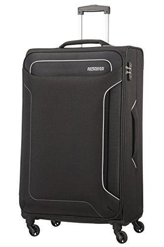 American Tourister Holiday Heat Spinner 79.5 cm, 3.8 KG, 108 L, Schwarz