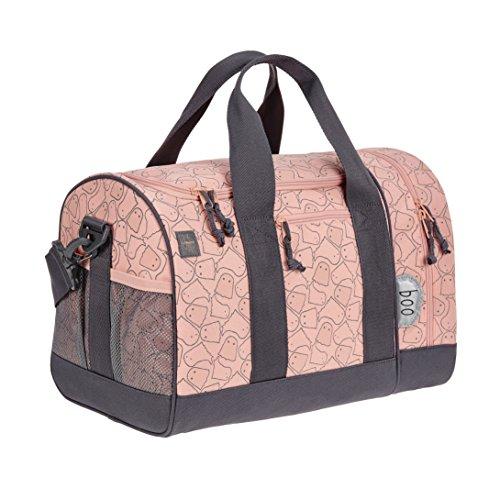 LÄSSIG Sporttasche Mädchen Kinder Sportbeutel mit Umhängeriemen/Mini Sportsbag, Spooky
