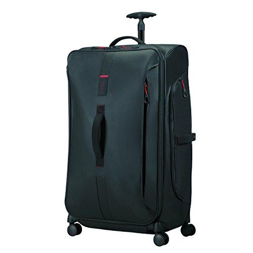 SAMSONITE Paradiver Light – Spinner Duffle Bag, 79 cm, 125 L, Schwarz