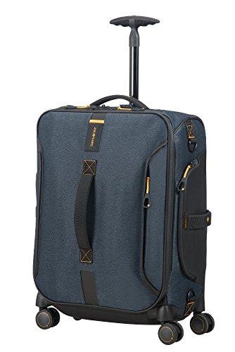 Spinner Duffle 55/20 Reisetasche, 55 cm, 50 L, Jeans Blue – SAMSONITE Paradiver Light