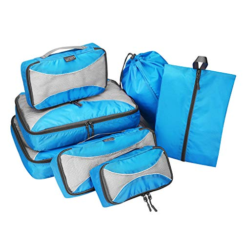 G4Free Packwürfel Verpackung Cubes Wert für Reisegepäck Organisatoren