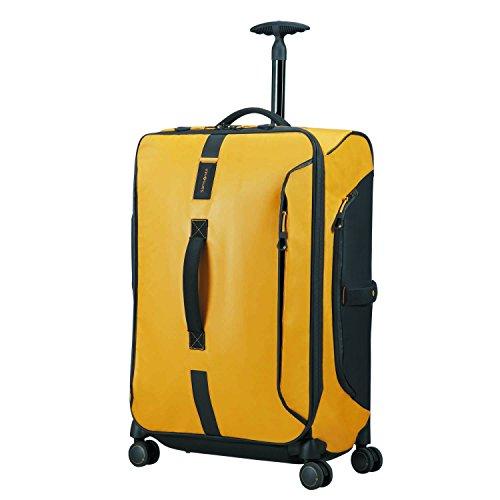 SAMSONITE Paradiver Light – Spinner Duffle Bag 67/24 Reisetasche, 67 cm, 80 L, Yellow