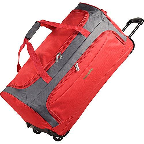 Travelite Garda XL Reisetasche groß mit Rollen mit Trolley-Funktion 72 cm