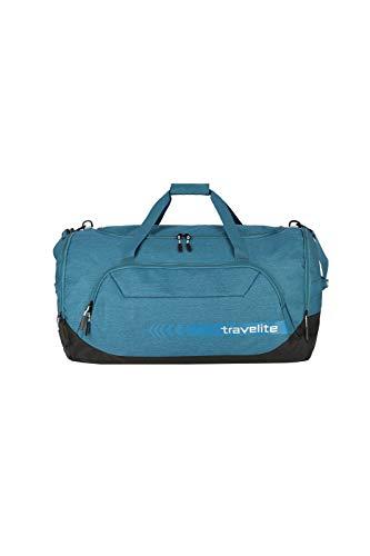 """Travelite Reise- und Sporttaschen """"KICK OFF"""" von travelite in 3 Farben: praktisch, robust und auch zum Ziehen Reisetasche, 70 cm, 120 L, Petrol"""