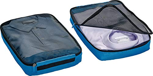Go Travel Packing Cubes Packtasche Set 2tlg.