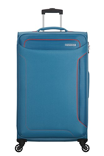 American Tourister Holiday Heat Spinner 79.5 cm, 3.8 KG, 108 L, Denim Blue