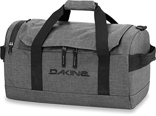 Dakine EQ Duffle Sporttasche, Weekender Reisetasche und Duffle Bag für Sport, Training und zum Reisen, Schwimmtasche und Gym Bag mit stabilem und U-förmigen 2-Wege Reißverschluss, 35L