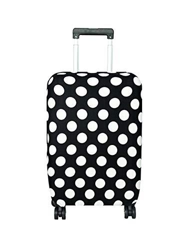 Reisetasche Staub Aufbewahrungsbox Rollender Koffer Schutz Wasserdicht Klein Mittel Groß – besbomig Koffer Schutzhülle Elastisch