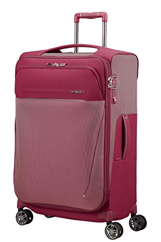 Samsonite BLite Icon Spinner Suitcase, 71 cm, 90 L, Rot Ruby Red