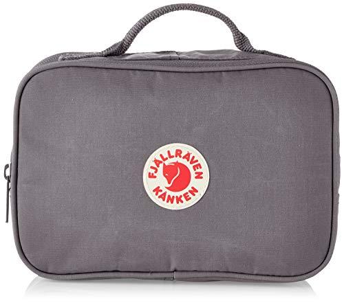 FJÄLLRÄVEN Erwachsene Kånken Toiletry Bag Kulturbeutel, Grau Super Grey, 25 Centimeters