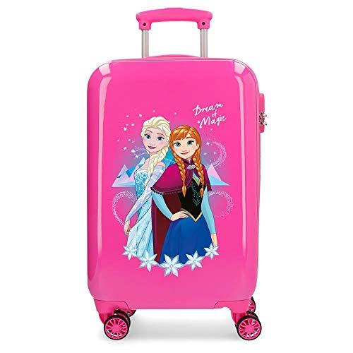 4721431 – Disney Dream Of Magic Kindergepäck 55 cm, Rosa Mehrfarbig
