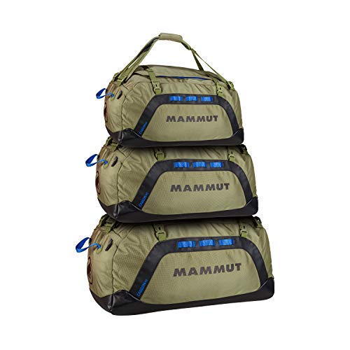 Mammut Cargon Duffle Bag, Olive-Black, 60 L
