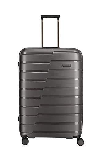 """Travelite Hartschalen-Koffer-Serie """"AIR BASE"""" von travelite in 2 Farben: unverwüstlich, funktional, cool Koffer, 77 cm, 105 L, Anthrazit"""