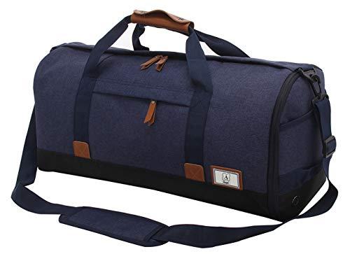 Asge Unisex Reisetasche Grosse Kapazität Handtasche Versatile Outdoor Fitness Sporttasche Mode Freizeit Gepäcktasche