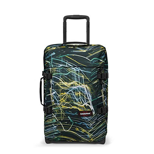 Eastpak Tranverz S Koffer, 51 cm, 42 L, Mehrfarbig Blurred Lines