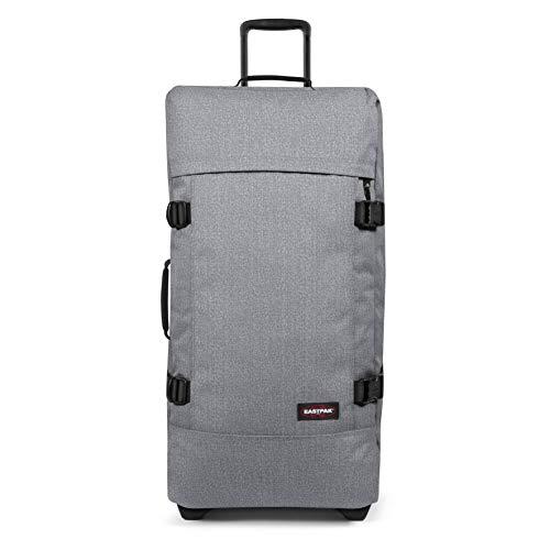Eastpak Tranverz L Koffer, 79 cm, 121 L, Grau Melange Print V