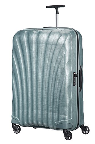 Samsonite Cosmolite Spinner 75/28 Koffer, 75 cm, 94 L, Ice Blue
