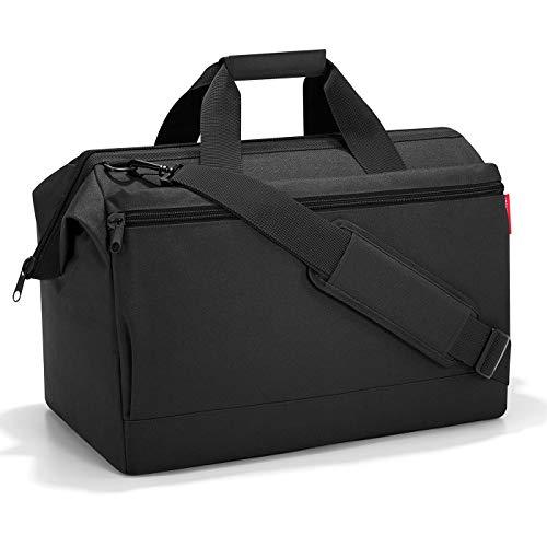 Reisenthel Allrounder L Pocket Reisetasche, 48 cm, 32 L, Black