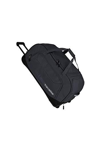 """Travelite Reise- und Sporttaschen """"KICK OFF"""" von travelite in 3 Farben: praktisch, robust und auch zum Ziehen Reisetasche, 77 cm, 120 L, D'anthrazit"""