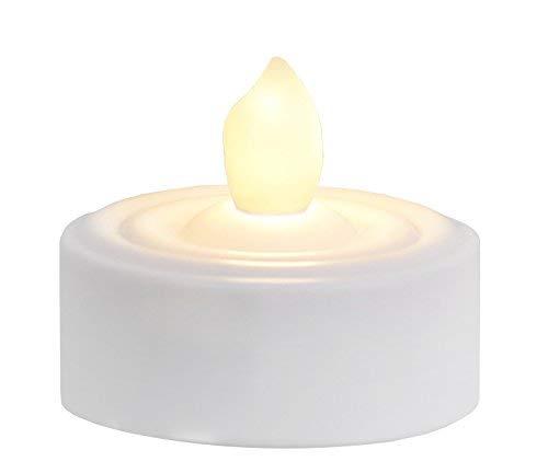 Top 10 LED Teelichter Kaltweiß – LED Kerzen