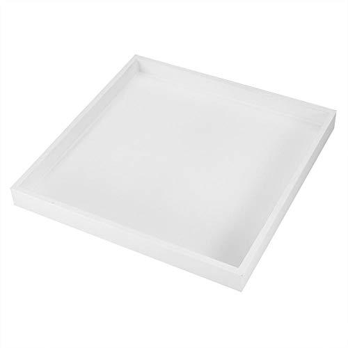 Top 10 Holztablett Weiß rechteckig – Servierplatten