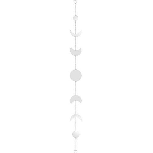 Top 10 Mond Kette Silber – Wandskulpturen