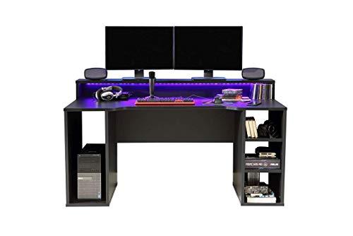 Top 8 Schreibtisch Schwarz matt – Computertische