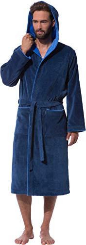Top 10 Bademantel Herren lang Kapuze Baumwolle – Bademäntel für Herren