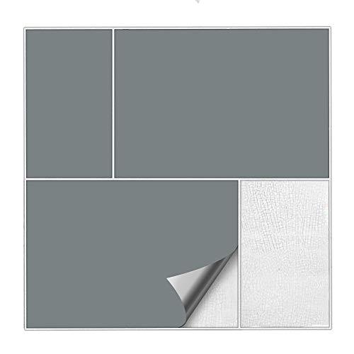 Top 10 Fliesenaufkleber 20×20 Grau – Fliesenaufkleber