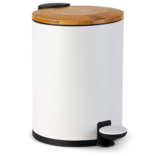 Top 10 Badezimmer Deko Bambus – Abfallbehälter fürs Bad