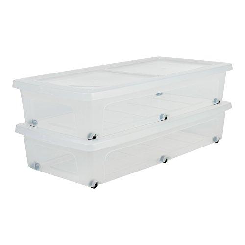 Top 10 Underbed Storage Box – Unterbettkommoden