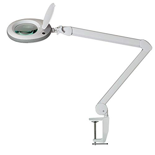 Top 10 Lupenleuchte mit Standfuß LED – Klemmleuchten