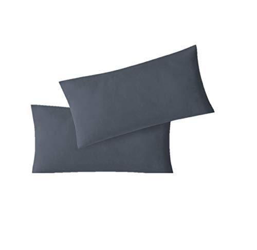 Top 9 Kissenbezug 40×60 Baumwolle Grau – Zierkissenbezüge