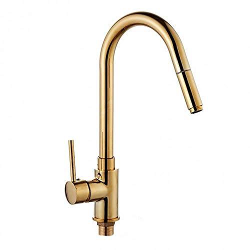 Top 10 Wasserhahn Küche Gold – Küchenarmaturen