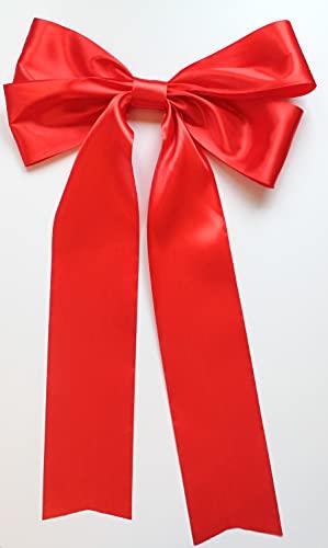 Top 9 rote Schleife Groß – Dekorative Schleifen & Bänder