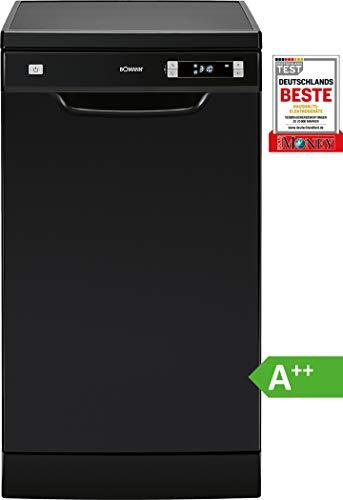 Top 7 GeschirrspüLer Schwarz – Geschirrspüler 45cm